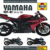 Yamaha YZF-R1'04-06', Matthew Coombs and Haynes Manuals Editors, 1844256057