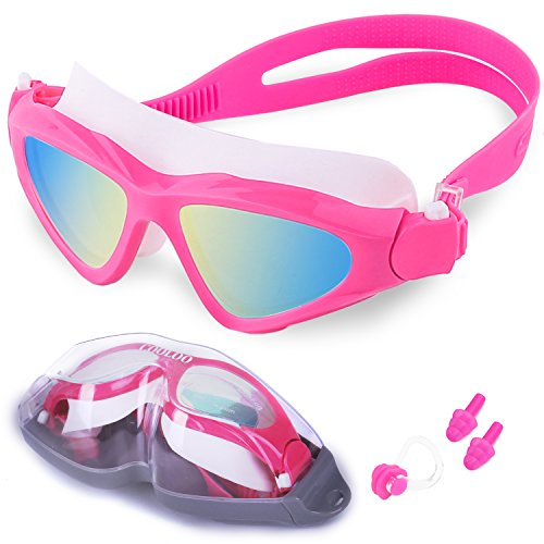 4fcc407448f COOLOO Kids Swim Goggles
