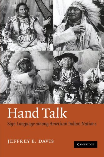 (Hand Talk: Sign Language among American Indian Nations)