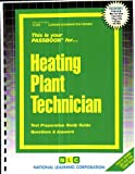 Heating Plant Technician, Jack Rudman, 083730329X