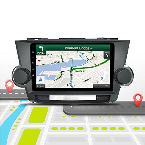 Quad-core for Highlander 2008-2013 In-dash Bluetooth Radio