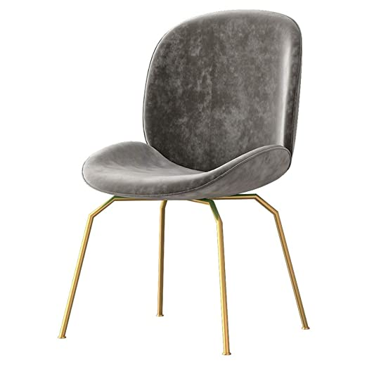 Nordic Light Luxury Dressing Chair Respaldo Sillones Lounge ...