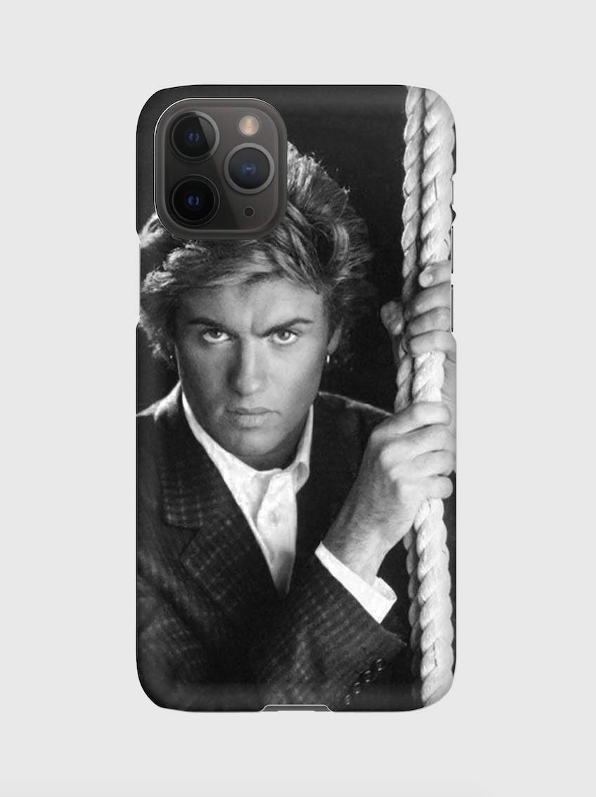 8 XS George Michael cases for iPhone 11 11 pro 7 6+ 6 5. XS max 7+ 11 pro max XR 8 +