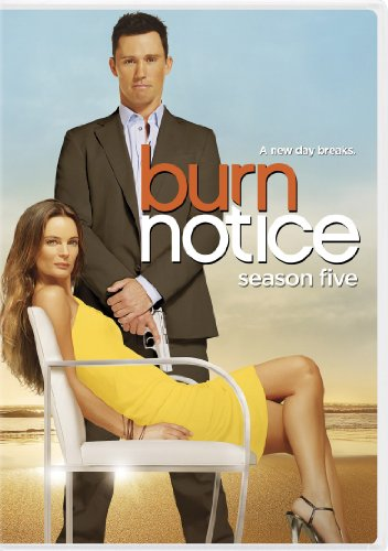 Burn Notice: Season 5 -  DVD, Jeffrey Donovan