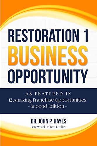 Best price Restoration Business Opportunity: Featured Amazing Franchise Opportunities Second Edition