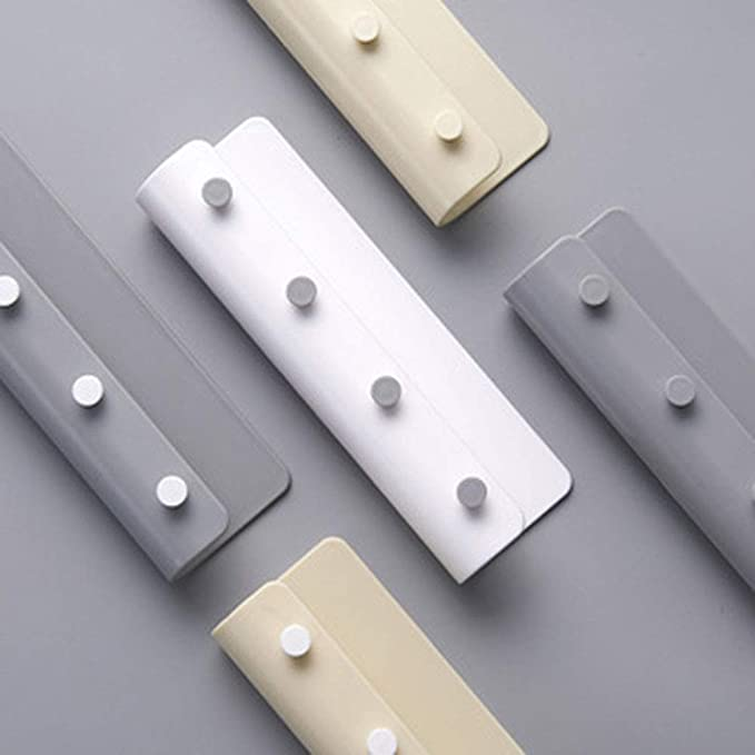 Amazon.com: Coolso - Gancho de pared para llaves, sin ...
