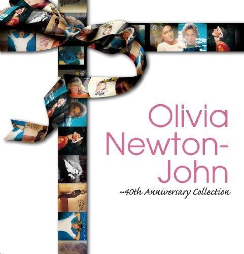 オリビア・ニュートン・ジョン / オリビア・ニュートン・ジョン〜40周年記念コレクション[限定盤]
