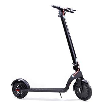 Scooter Eléctrico Adultos, Motor Sin Escobillas 250 W ...