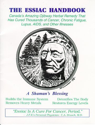 The Essiac Handbook (stapled handbook binding) by James Percival (1994-06-03)