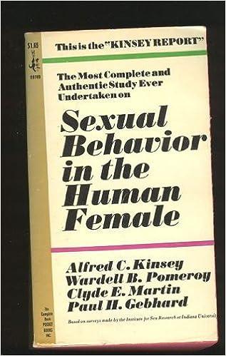 Sexual behavior in human