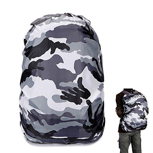 Überzug für Wanderrucksack, Schulranzen od. Rucksack, Topqualitäts- Abdeckung Tarnung 05