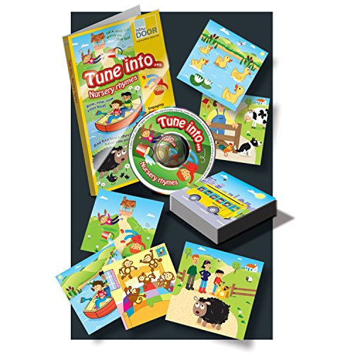 Yellow Door YUS0353 Tune into Nursery Rhymes Set (Pack of - Baa Door