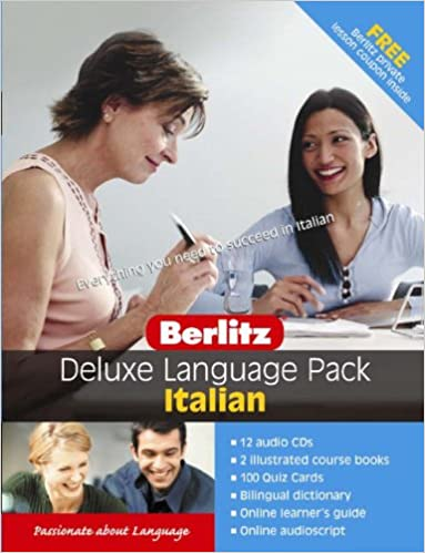 Deluxe Language Pack Italian