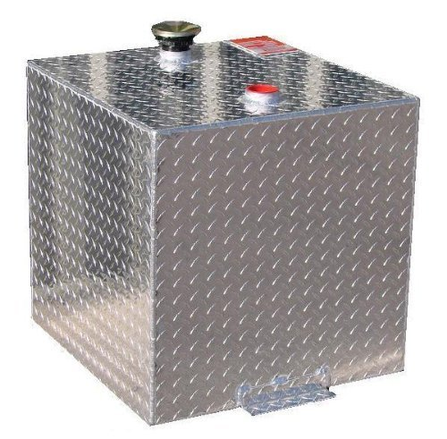 Aluminum Tank Industries TTR55 Square Refueling Tank - 55 Gallon Capacity