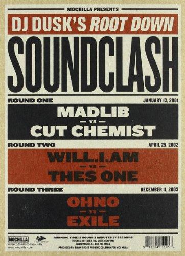 Amazon.com: DJ Dusk's Root Down Soundclash: Cut Chemist, Madlib, Ohno, DJ Dusk, B+ and Coleman: Movies & TV