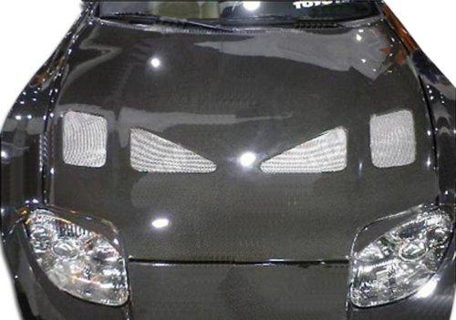 1993-1998 Toyota Supra Carbon Creations TD3000 Hood - 1 Piece
