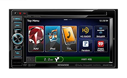 KENWOOD DNX571EX Multimedia Receiver Drivers for Windows Download