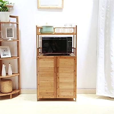 Muebles de cocina Estante de horno de microondas Cocina ...
