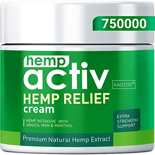 HEMPACTIV Hemp Pain Relief