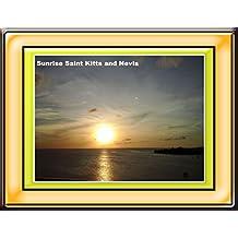 Sunrise Saint Kitts Islands