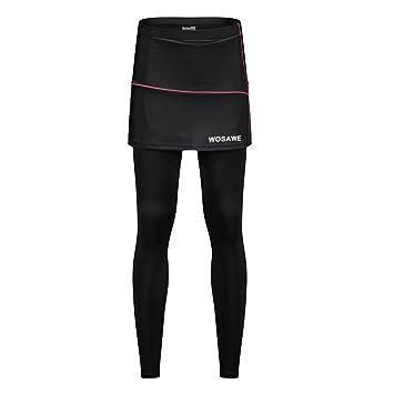 MagiDeal 1 Pieza de Mujer Ciclismo Shorts Falda Bicicleta Verano Deportes al Aire Libre Pantalones Ropa Interior - S: Amazon.es: Deportes y aire libre