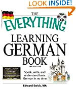 #8: The Everything Learning German Book: Speak, write, and understand basic German in no time