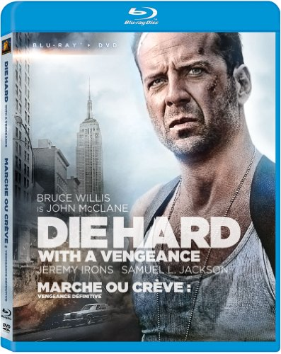 Die Hard 3: Die Hard With a Vengeance (Blu-ray/DVD Combo)