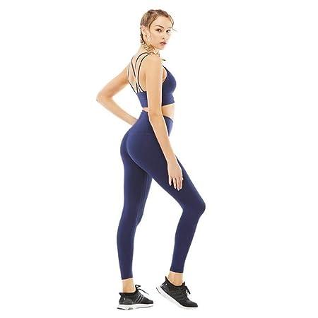 Sujetadores deportivos para mujer Yoga Dos piezas, Mujeres ...