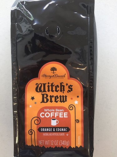 Harry & David, Witch's Brew Whole Bean Coffee, 12 oz.