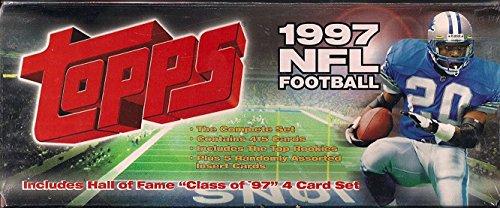 (1997 Topps NFL Football Factory Set)