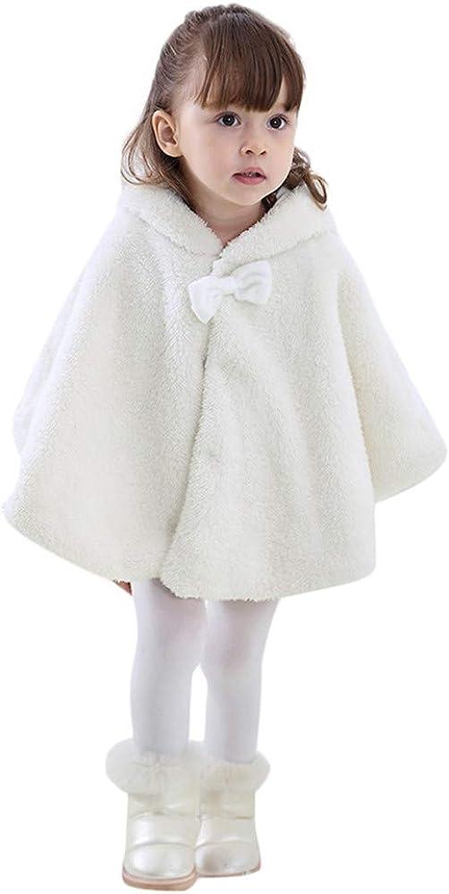 Londony ♪❤ Baby Little Girls Boys Winter Autumn Rabbit Ears Hooded Coats Cotton Warm Jacket Coat