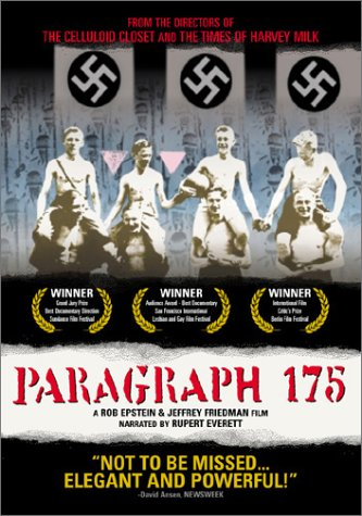 Paragraph 175 by New Yorker Films