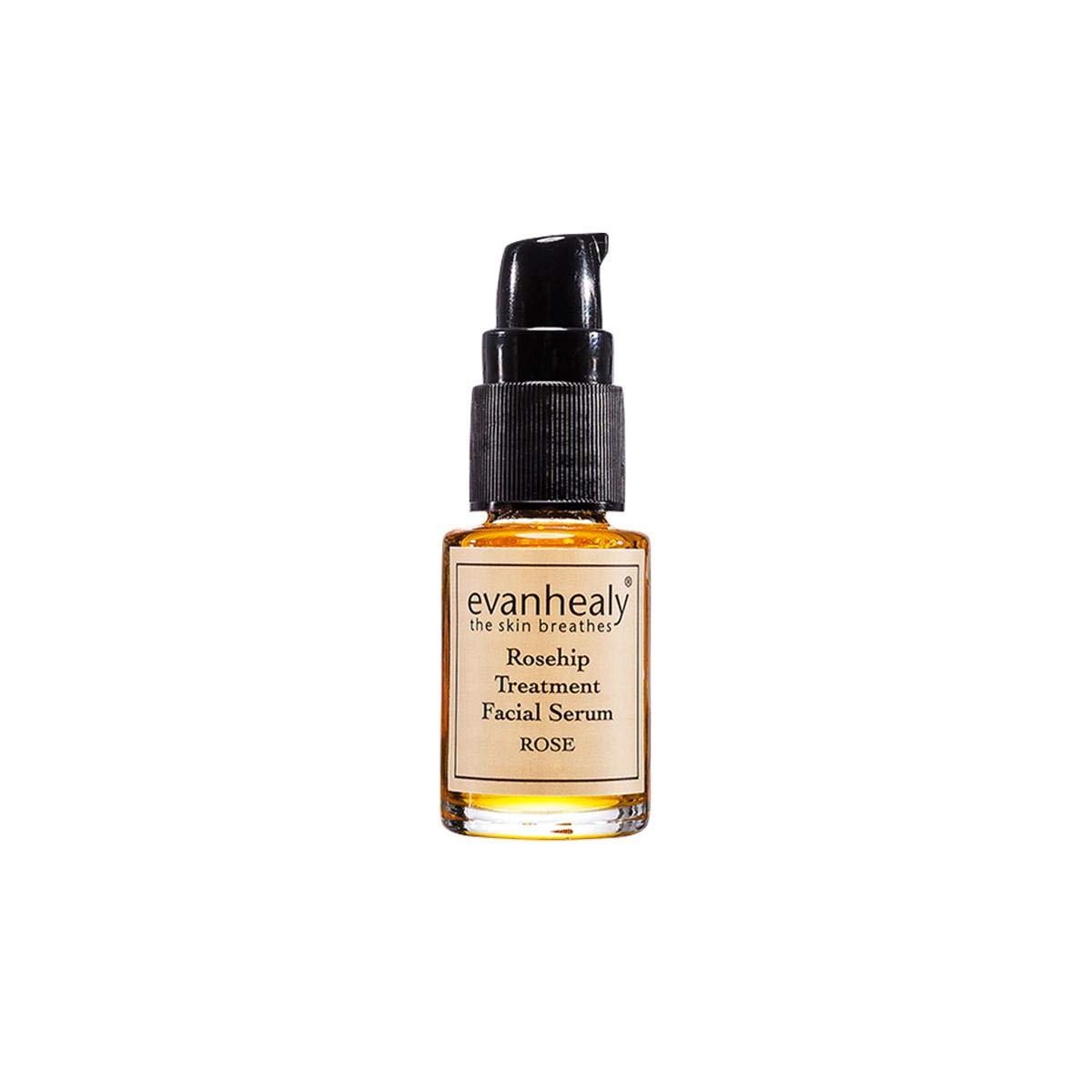 EVANHEALY Rosehip Facial Oil Rose, 0.5 Fluid Ounce