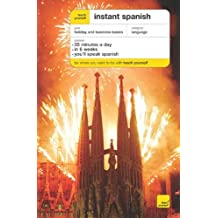 Teach Yourself Instant Spanish Package (Book + 2CDs)