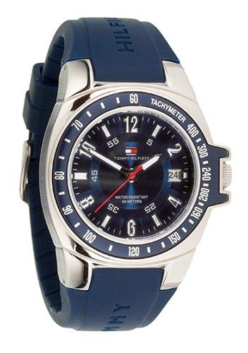 Tommy Hilfiger 1790483 - Reloj de pulsera hombre, Caucho, color Azul: Tommy Hilfiger: Amazon.es: Relojes