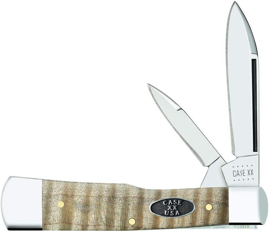 B084JGSL2S Case Xx Curly Maple Wood Gunstock 51Z0Nnf3dhL.SL1010_