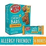 Enjoy Life Chewy Bars, Soy free, Nut free, Gluten