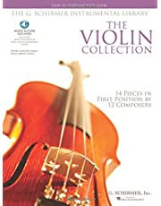The Violin Collection - Easy to Intermediate Level: Recorded by Frank Almond, Concertmaster of the Milwaukee Symphony