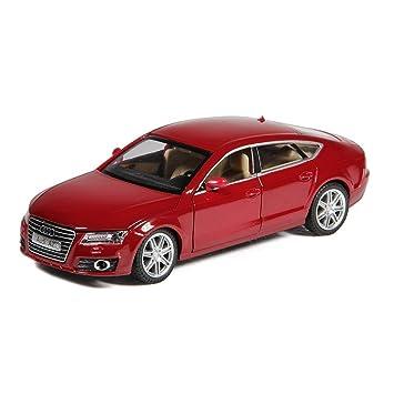 Maisto 24 Audi Simitation 01 En Alliage A7 Modèle Back Pull iOkXZPuT