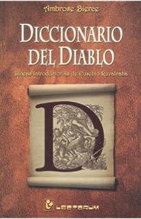 Diccionario del Diablo (Biblioteca Juvenil) (Spanish Edition)
