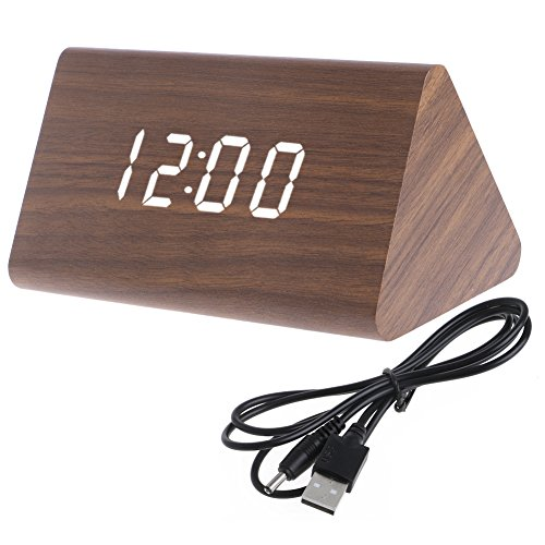 Lighted Outdoor Clock Thermometer - 5