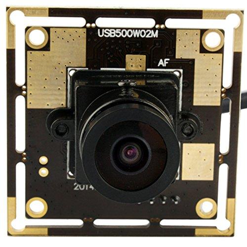 ELP 2.1mm Wide Angle Mjpeg 5megapixel Hd Camera USB for Industrial,camera Module Usb Machine Vision