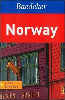Book Norway Baedeker Guide (Baedeker Guides)