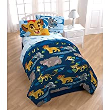 Disney Lion Guard Twin Bed in a Bag Bedding Set with BONUS Tote