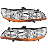 Best OEM headlamp - Headlight Assembly for 1998 1999 2000 2001 2002 Review