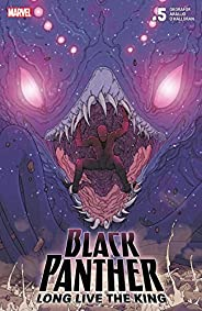 Black Panther: Long Live The King (2017-2018) #5 (of 6) (English Edition)