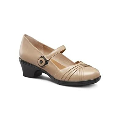 48a3549b3e55 Image Unavailable. Image not available for. Color  Dr.Comfort Women s  Cindee Heel ...