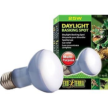 Amazon Com Exo Terra Sun Glo Basking Spot Lamp 25 Watt