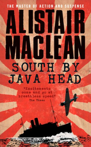 book cover of South By Java Head