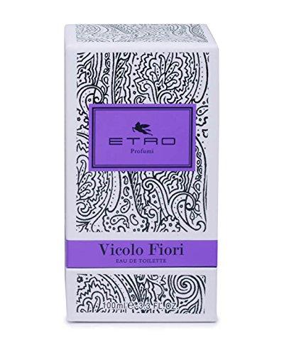 Etro Vicolo Fiori Eau De Toilette Spray For Women 100Ml/3.3Oz